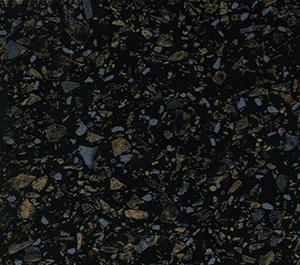 Фото  ТРОЯ - Столешница полотно 3050*600*38мм, Черная бронза, 4059/SO