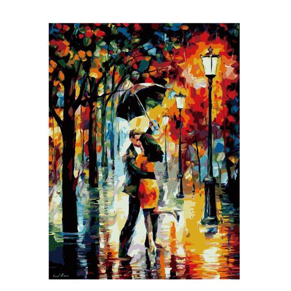 Фото Картины на холсте по номерам, Романтические картины. Люди VP 340