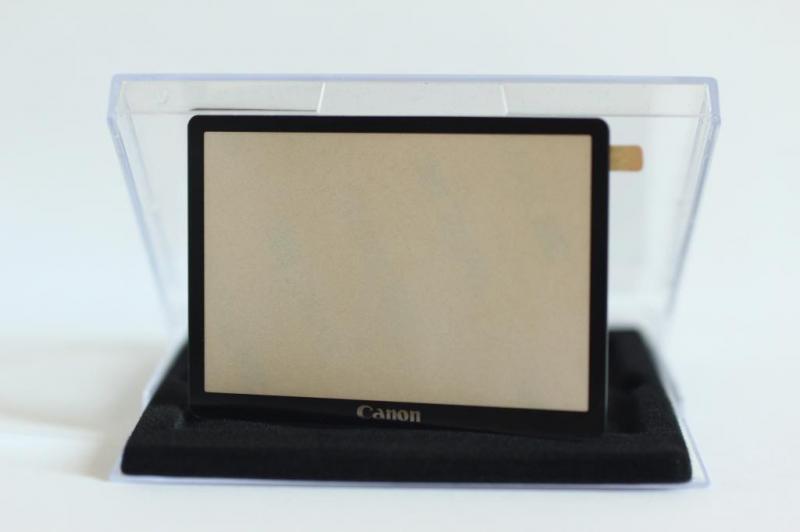 Защита LCD для CANON 600D - НЕ ПЛЕНКА