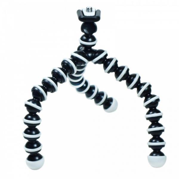 Гибкий штатив joby gorillapod для камер (нагрузка 1,2 кг) (код XTGP263M)