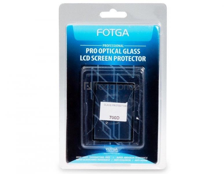 Защита LCD FOTGA для CANON 70D - НЕ ПЛЕНКА