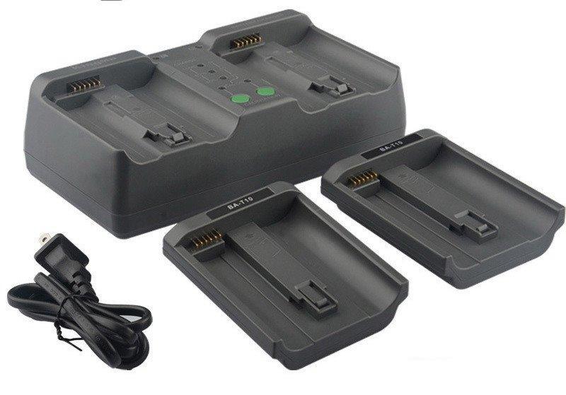 Профессиональное зарядное устройство FB-DU-EL18 (аналог - MH-26) для NIKON D4, D4s (акб EN-EL18, EN-EL18a)