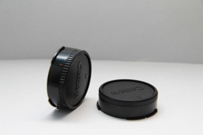 Крышка задняя для объективов CANON - байонет FD