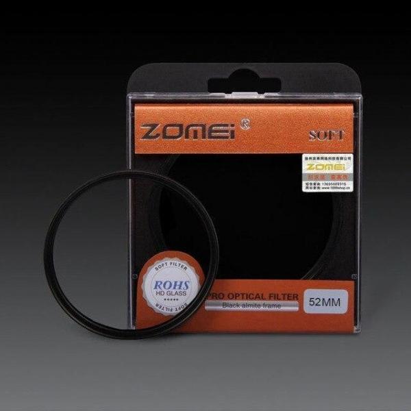 Софт (soft) светофильтр ZOMEI 67 мм