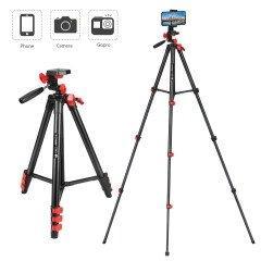 Штатив фирмы ZOMEI для фотоаппаратов, камер, телефонов - T80