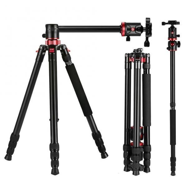 Штатив + монопод фирмы ZOMEI для фотоаппаратов - M8 с штативной головкой