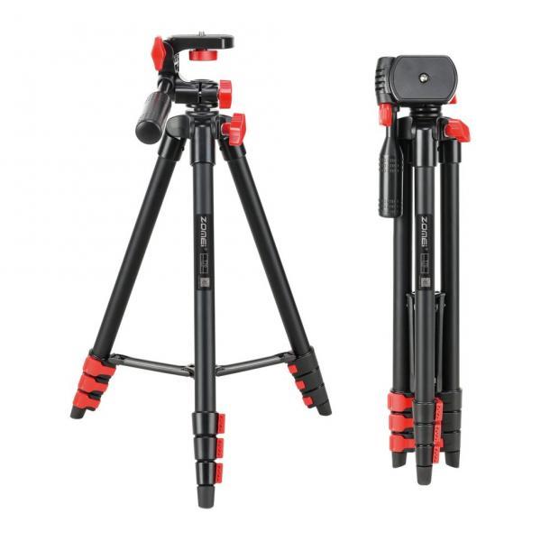 Штатив фирмы ZOMEI для фотоаппаратов, камер, телефонов - T70