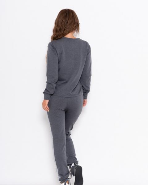 Фото  Спортивные костюмы ISSA PLUS 10980  M серый