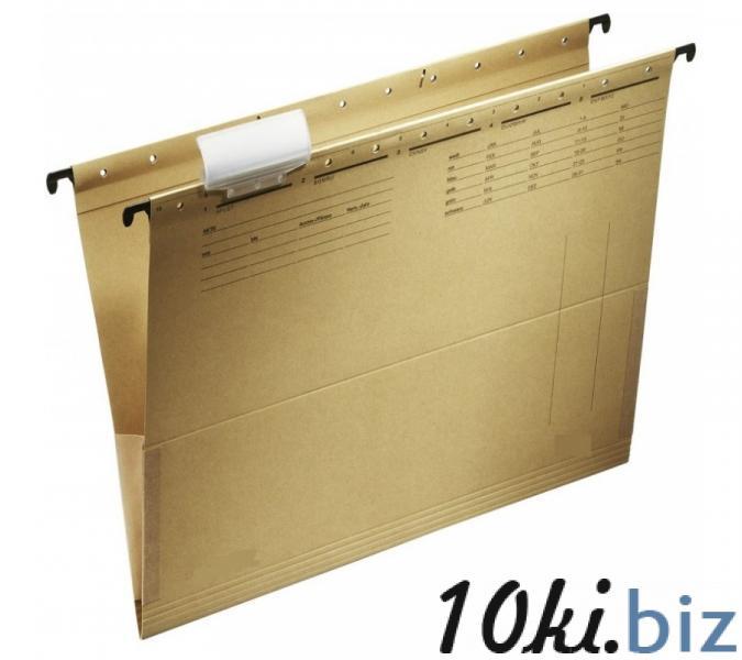 """Файл подвесной """"Kraft"""", A4 св.-коричневый купить в Минске - Канцелярские папки, регистраторы, планшеты, скоросшиватели с ценами и фото"""