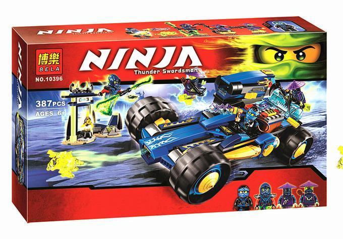 Фото Конструкторы, Конструкторы типа «Лего», Ниндзя Го (Ninja Go) 10396  Конструктор Bela
