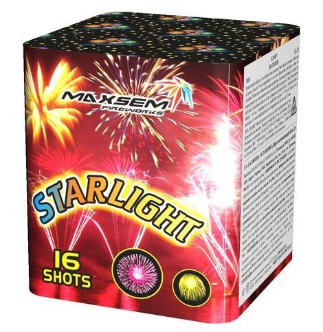 "Фейерверк Салютная установка 16 залпов ""Starlight """