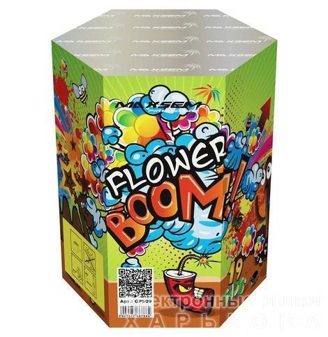 "Фейерверк Салютная установка 19 залпов ""FLOWER GROWN"" - Салютные установки на рынке Барабашова"