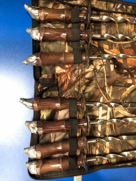 Фото Наборы для пикника Набор шампуров