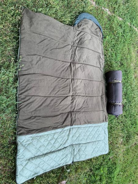 Фото Палатки ,спальники , Спальники Спальник военный зеленый