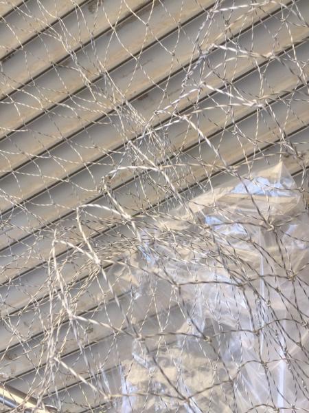 Фото Садки, подсаки Подсак Weida квадратный кордовая нить