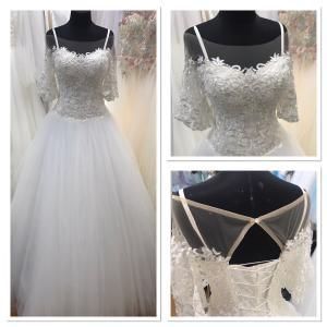 Фото Свадебные платья Пышное свадебное платье Ингрид