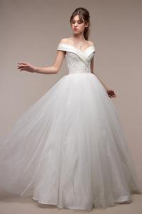 Фото Свадебные платья Свадебное платье с блеском Сангрия
