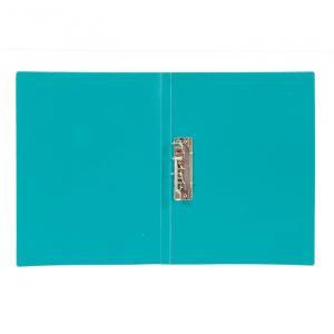 Фото Папки, файлы, планшеты, портфели, сумки (ЦЕНЫ БЕЗ НДС), Папки с прижимами, зажимами, клипами и на пружинах Папка с прижимами LITE А4  ассорти пластик 500 мкм