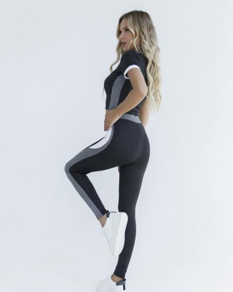 Фото  Спортивные костюмы ISSA PLUS 12146  S черный
