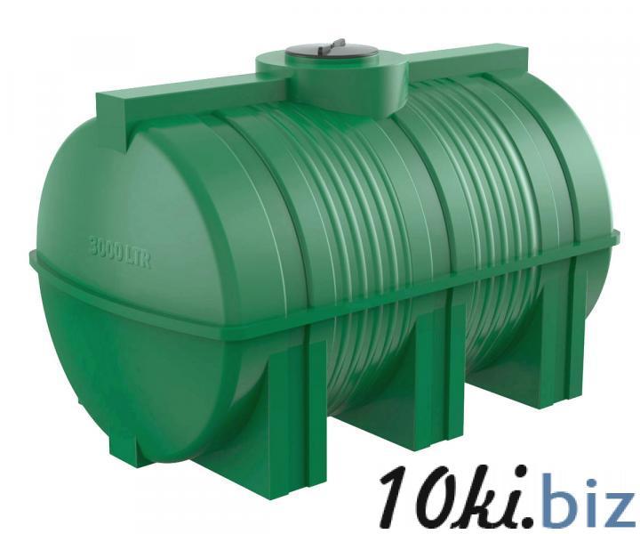 Бачки, баки, емкости - Горизонтальная емкость G 3000 литров