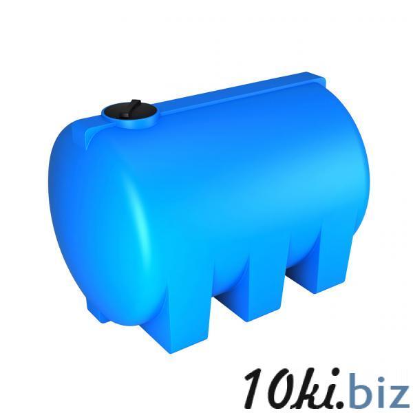 Бачки, баки, емкости - Горизонтальная емкость H 8000 литров