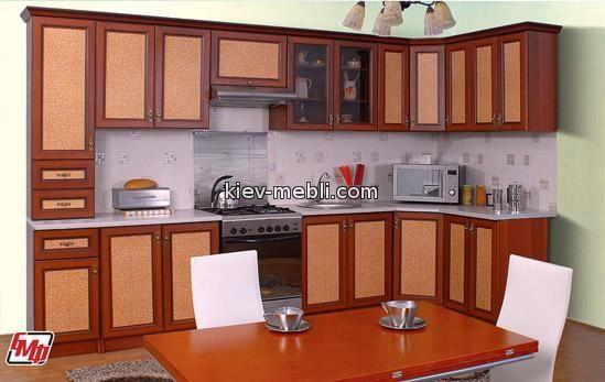кухня Оля Люкс (модульная)