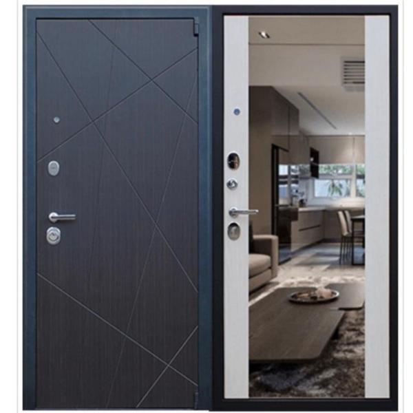 Дверь АТ-3 ДЕЛЛА2(зеркало) НОВИНКА