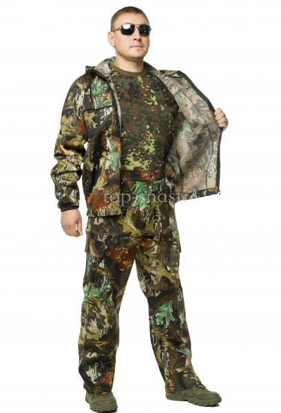 Фото Одежда, обувь для охоты и рыбалки, Костюмы для охоты Костюм для охоты (дуб зеленый, коттон)