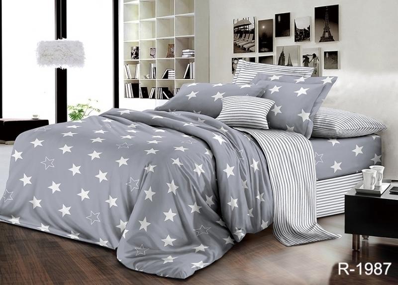 Комплект постельного белья с компаньоном R1987