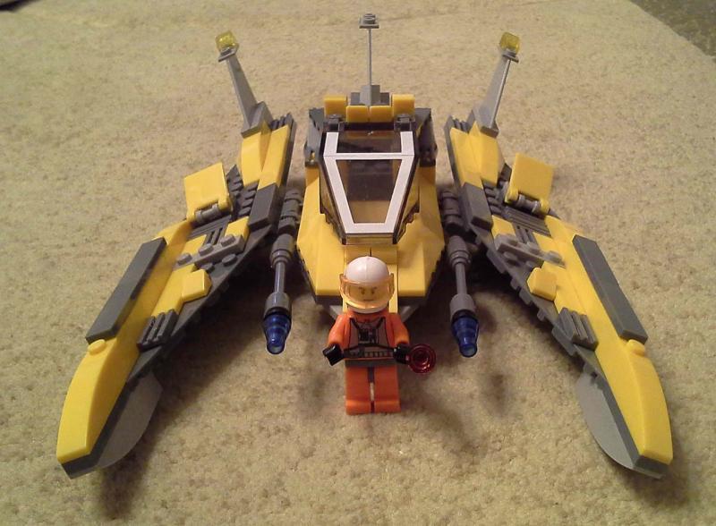 Фото Конструкторы, Конструкторы типа «Лего», Космос, Star Wars 3811 серия «Star» «Космический корабль», 168 дет.