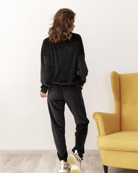 Фото  Спортивные костюмы ISSA PLUS 12251  XXL черный
