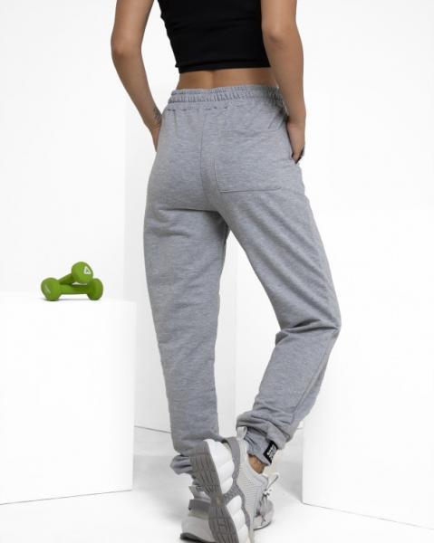 Фото  Спортивные штаны ISSA PLUS 12247  L серый