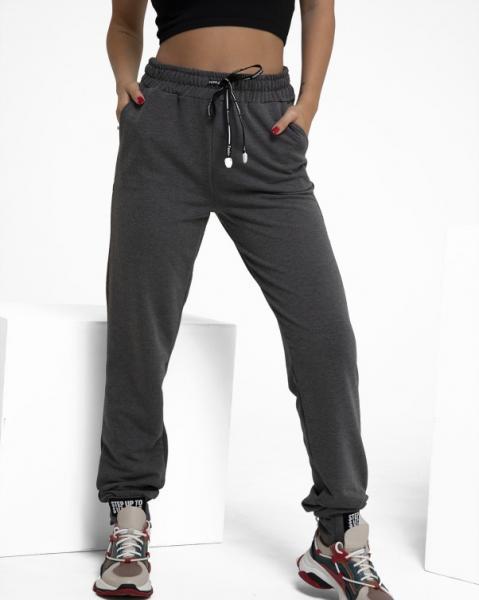 Фото  Спортивные штаны ISSA PLUS 12247  M темно-серый