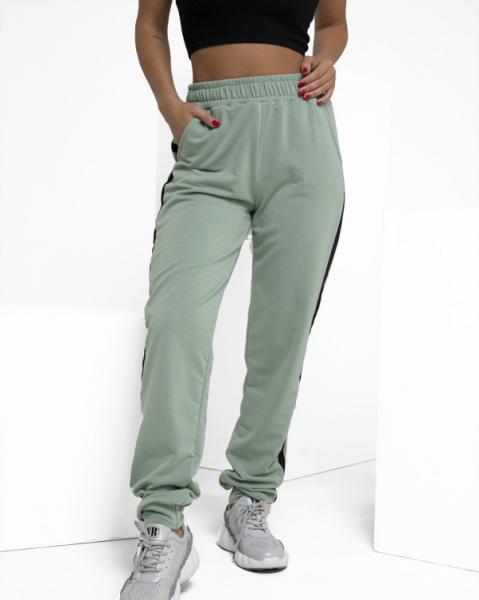 Фото  Спортивные штаны ISSA PLUS 11502  XL мятный