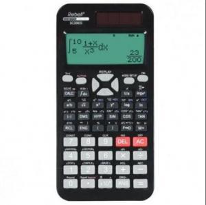 Фото Калькуляторы, носители информации (ЦЕНЫ БЕЗ НДС) Кальк. научн. SC2080S Rebell черный 162*82*18 мм 417 функций
