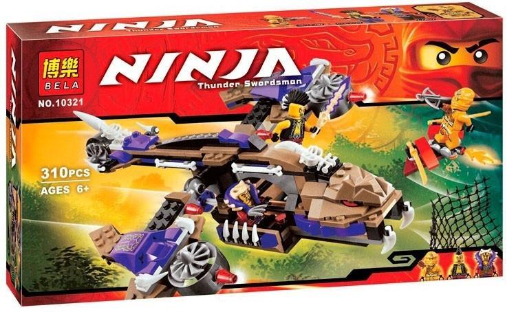 Фото Конструкторы, Конструкторы типа «Лего», Ниндзя Го (Ninja Go) 10321