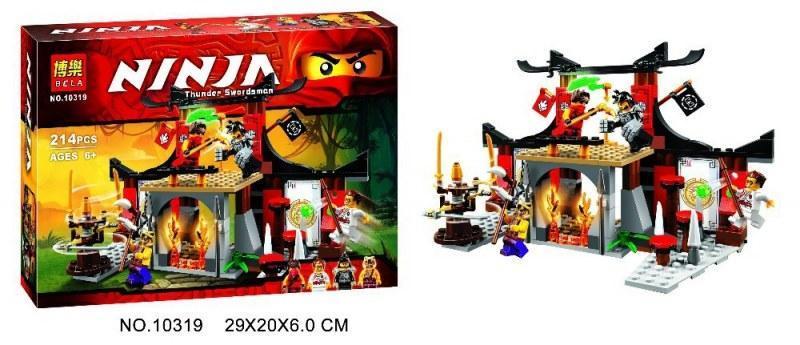 Фото Конструкторы, Конструкторы типа «Лего», Ниндзя Го (Ninja Go) 10319  Bela  Конструктор
