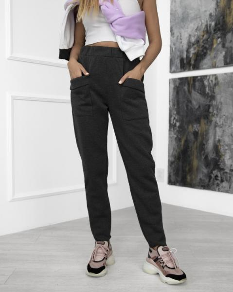 Фото  Спортивные штаны ISSA PLUS 12264  M темно-серый