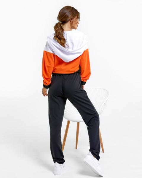 Фото  Спортивные костюмы ISSA PLUS 12190  L черный/оранжевый