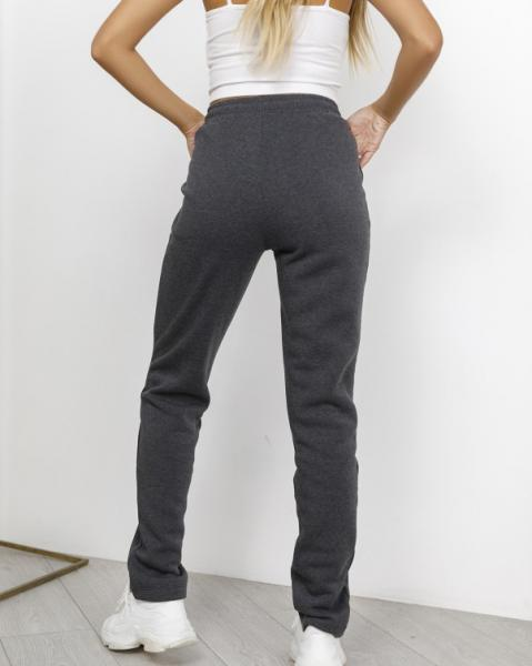 Фото  Спортивные штаны ISSA PLUS 12255  S темно-серый