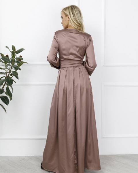 Фото  Платья ISSA PLUS 12273  XL светло-коричневый