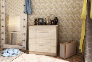 Комод К-3 (Комфортная Мебель)