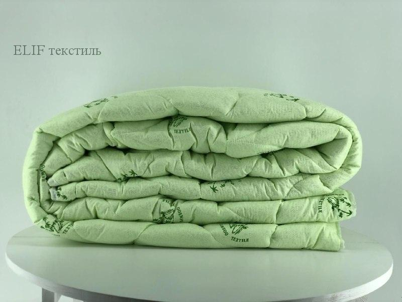 Одеяло Бамбук стеганное демисезонное 200х220