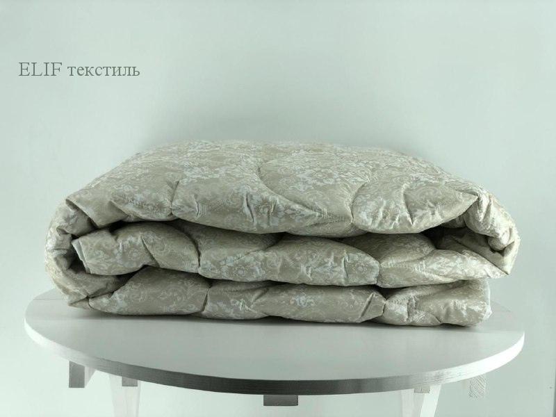Одеяло холлофайбер с простёганным чехлом 150х210