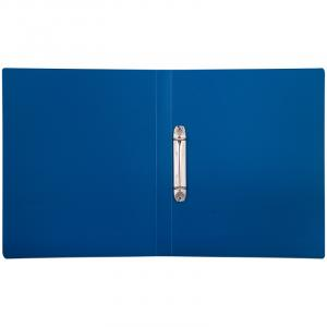 Фото Папки, файлы, планшеты, портфели, сумки (ЦЕНЫ БЕЗ НДС), Папки на кольцах Папка на 2 кольцах OfficeSpace, 25мм, 500мкм, ассорти пластик