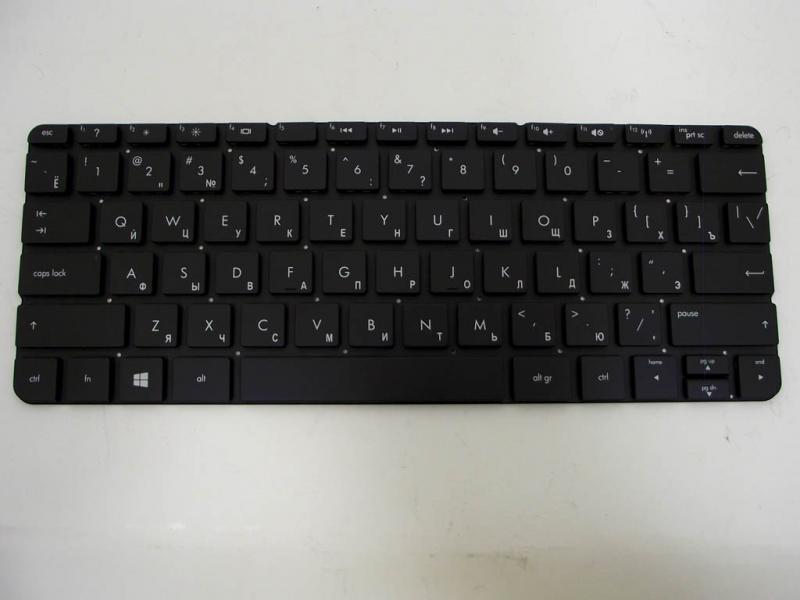Клавиатура для HP ENVY X2 Series, 11-g000er, 11-g0110er