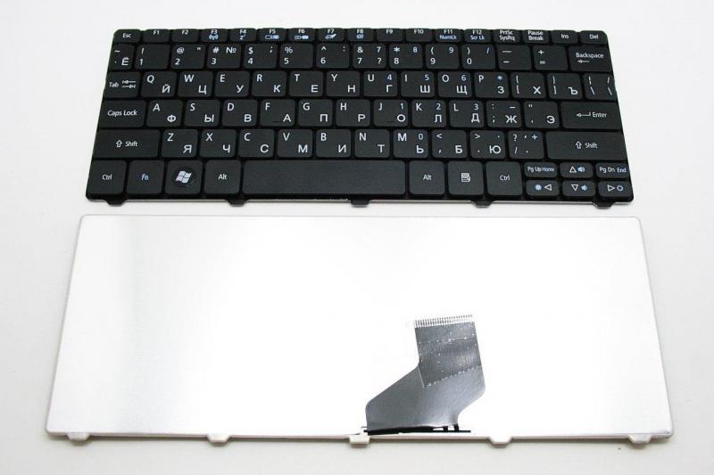 Клавіатура до ACER 521, 522, 532, 533, D255, D257, D260, D270, Happy, EM 350, 355