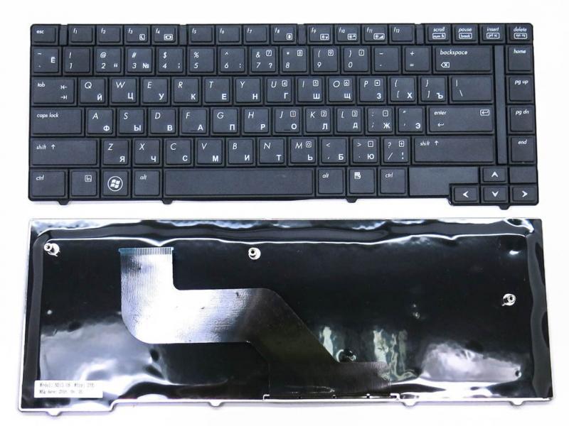 Клавіатура до HP EliteBook 8440p, 8440w, Compaq 8440p, 8440w