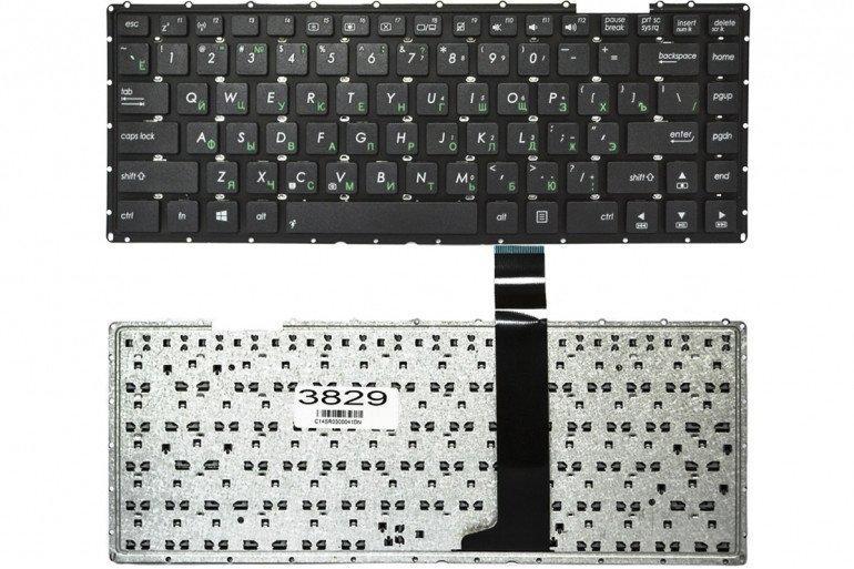 Клавіатура до ноутбука Asus X401, X450 без кріплень