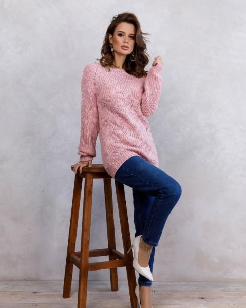 Фото  Свитера ISSA PLUS WN20-20  M розовый